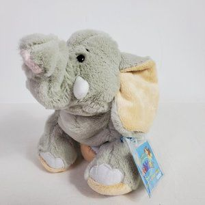 Velvety Elephant Webkinz with Code
